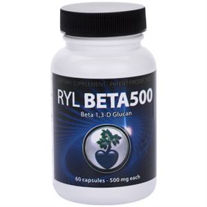 Picture of RYL Beta500 (Beta 1, 3-D Glucan)